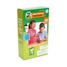 Science Children Early Learners PBS