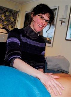 Behandling i Rosenmetoden, rosenterapeut Marit Irene Landro, Tønsberg