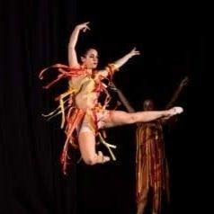 danza moderna, elena borella