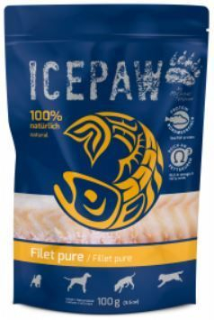 Icepaw natvoer wetfood Filet Pure