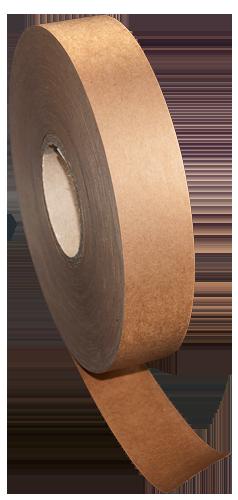 Banderolierpapier PB7030150PE ATS-MS- COM- Busch- HIMA- oder Bamatec-Tischbanderolierer, Papier braun