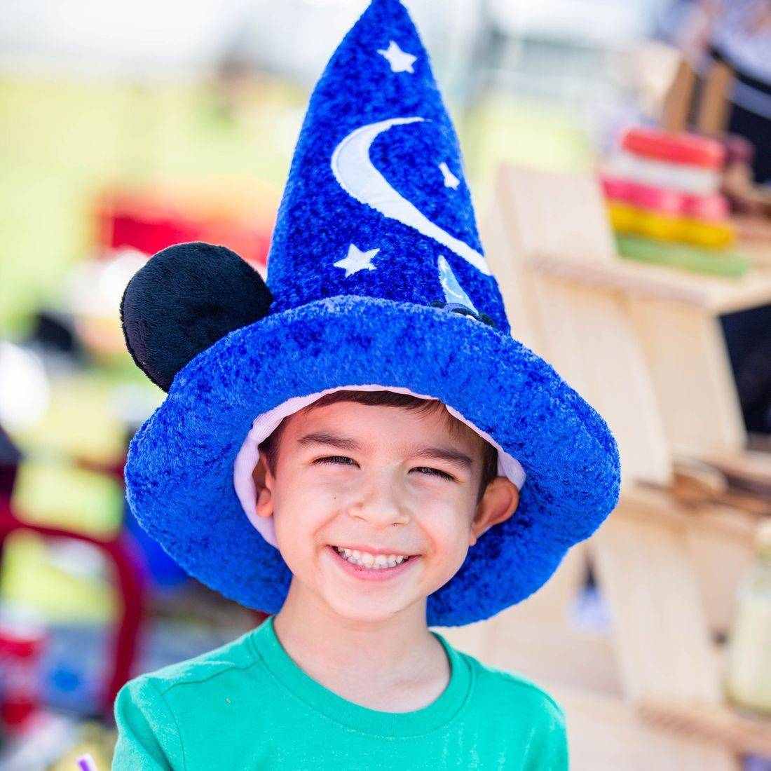 Mickey Mouse hat, Mickey Costume, Wizard hat, Boy costumes