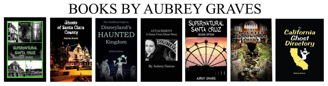 Books Aubrey Graves ghosts