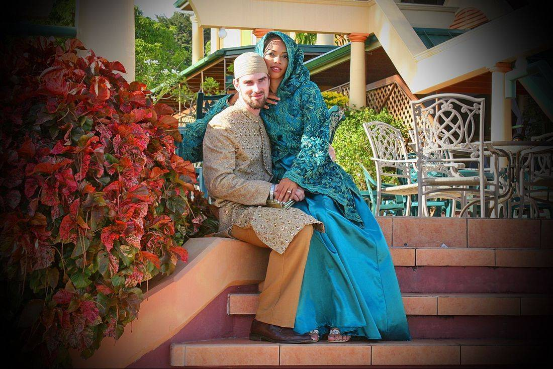 Muslim Wedding Trinidad Ambassador Photography