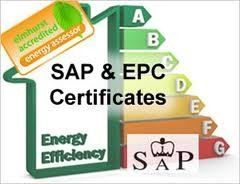 SAP/EPCs are a requirement for building regulations for all new build properties.