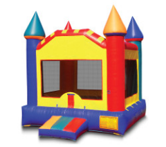 Little Castle Bounce Houses