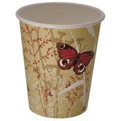 Butterfly Heissgetränkebecher 200 ml. à 50 Stück Fr. 6.--
