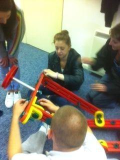 Team buildning