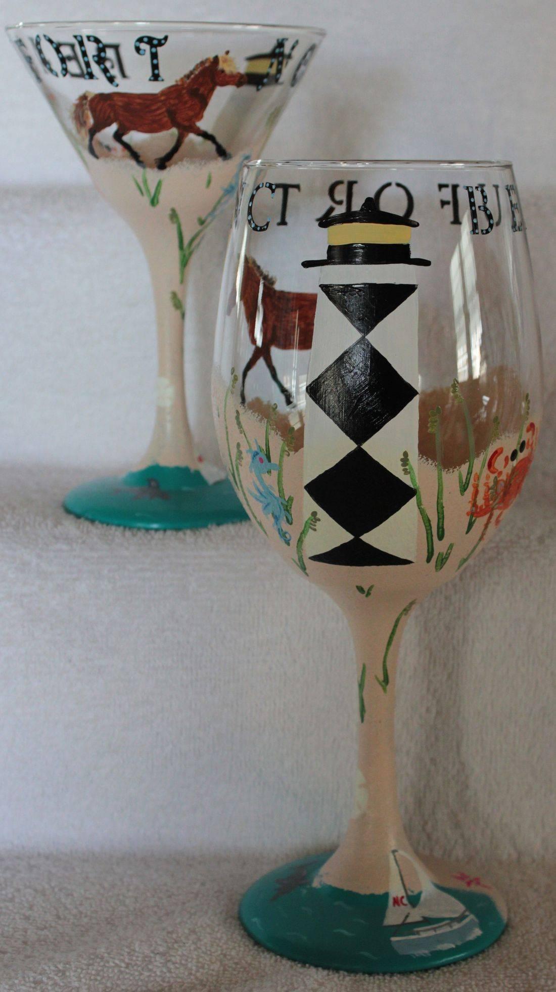 Beaufort wine glass