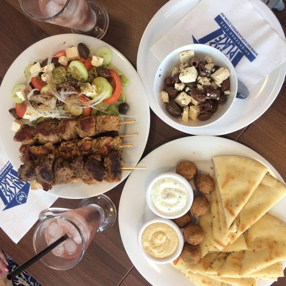 Mixed Grill, BBQ Greek style Fremantle best in perth cockburn