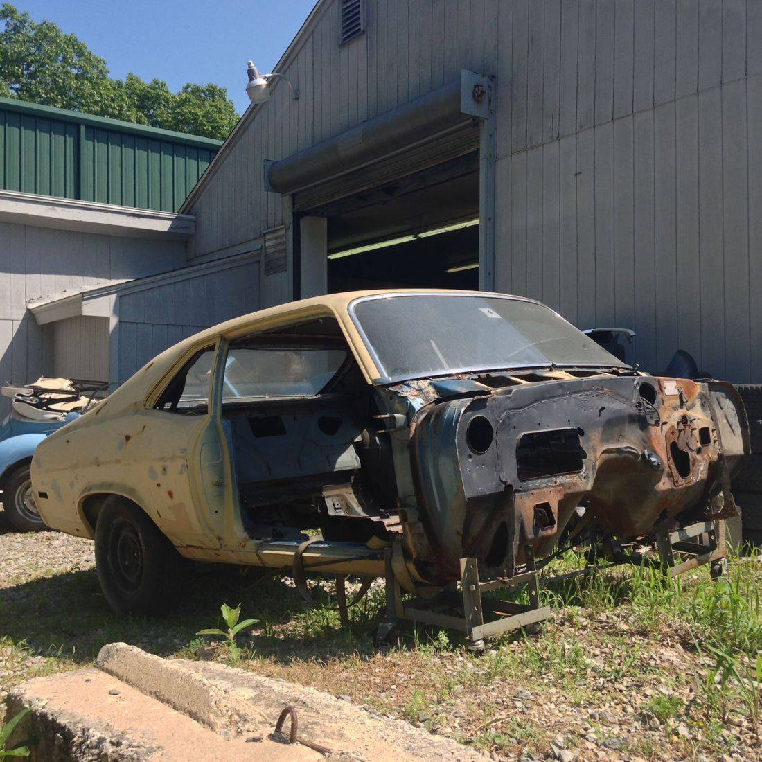 1970 Nova project car
