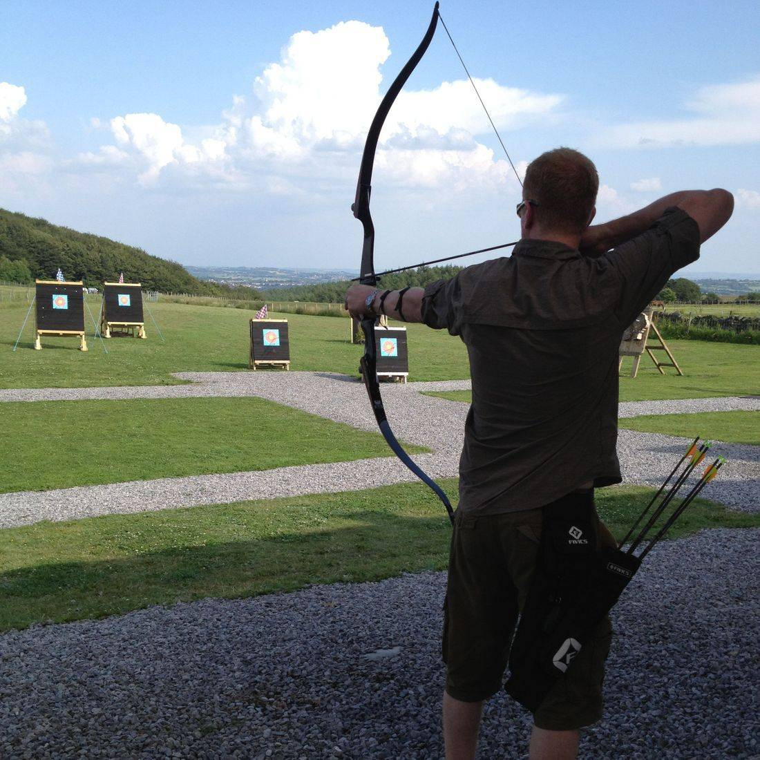 Archery experiences Sheffield