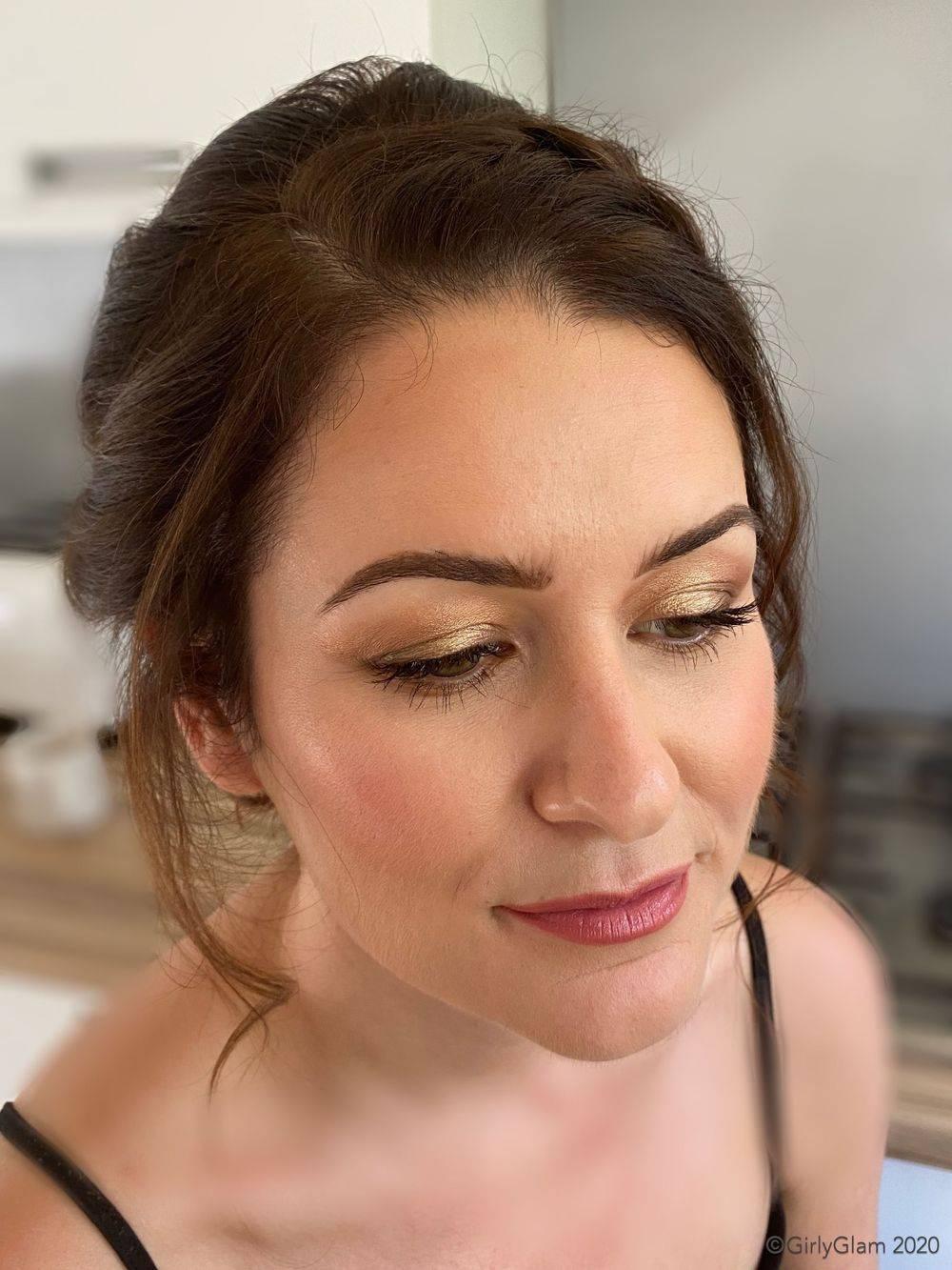 Occasion makeup, prom makeup