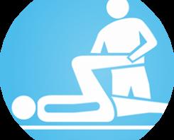 exercices kine ortho-traumato patient