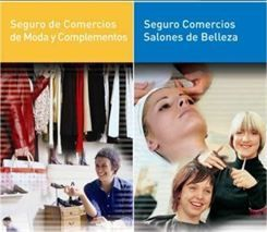 Seguro peluqueria, comercio en general Catalana Occidente.