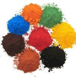 pigment colors and uses