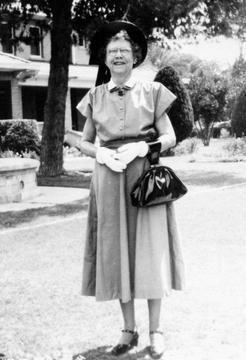 Bess Dougherty, founder