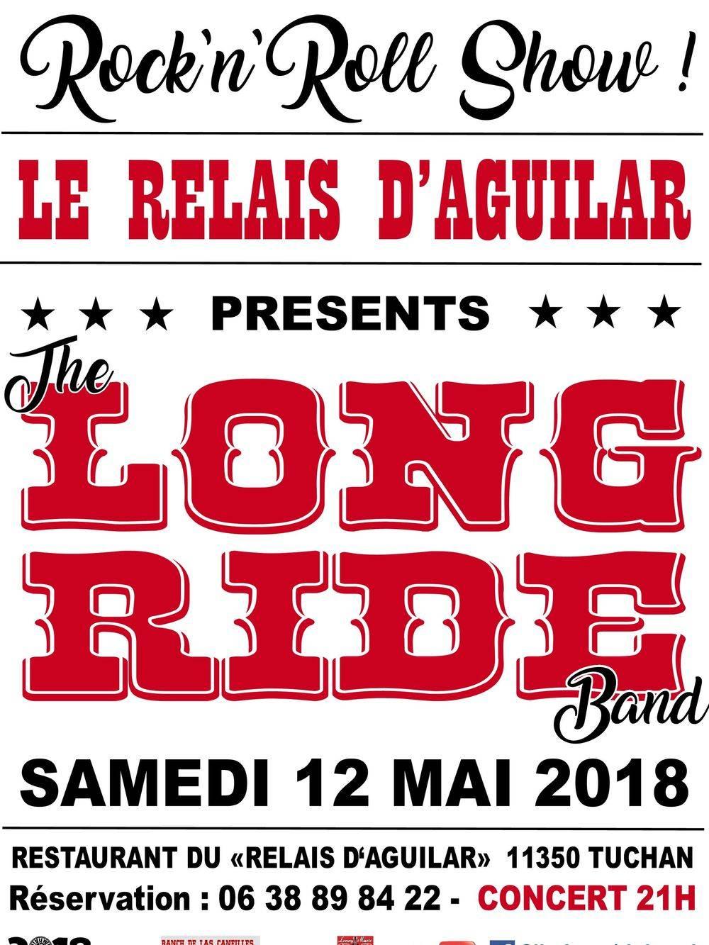 Did MARTIN & LONG RIDE BAND au Relais d'Aguilar