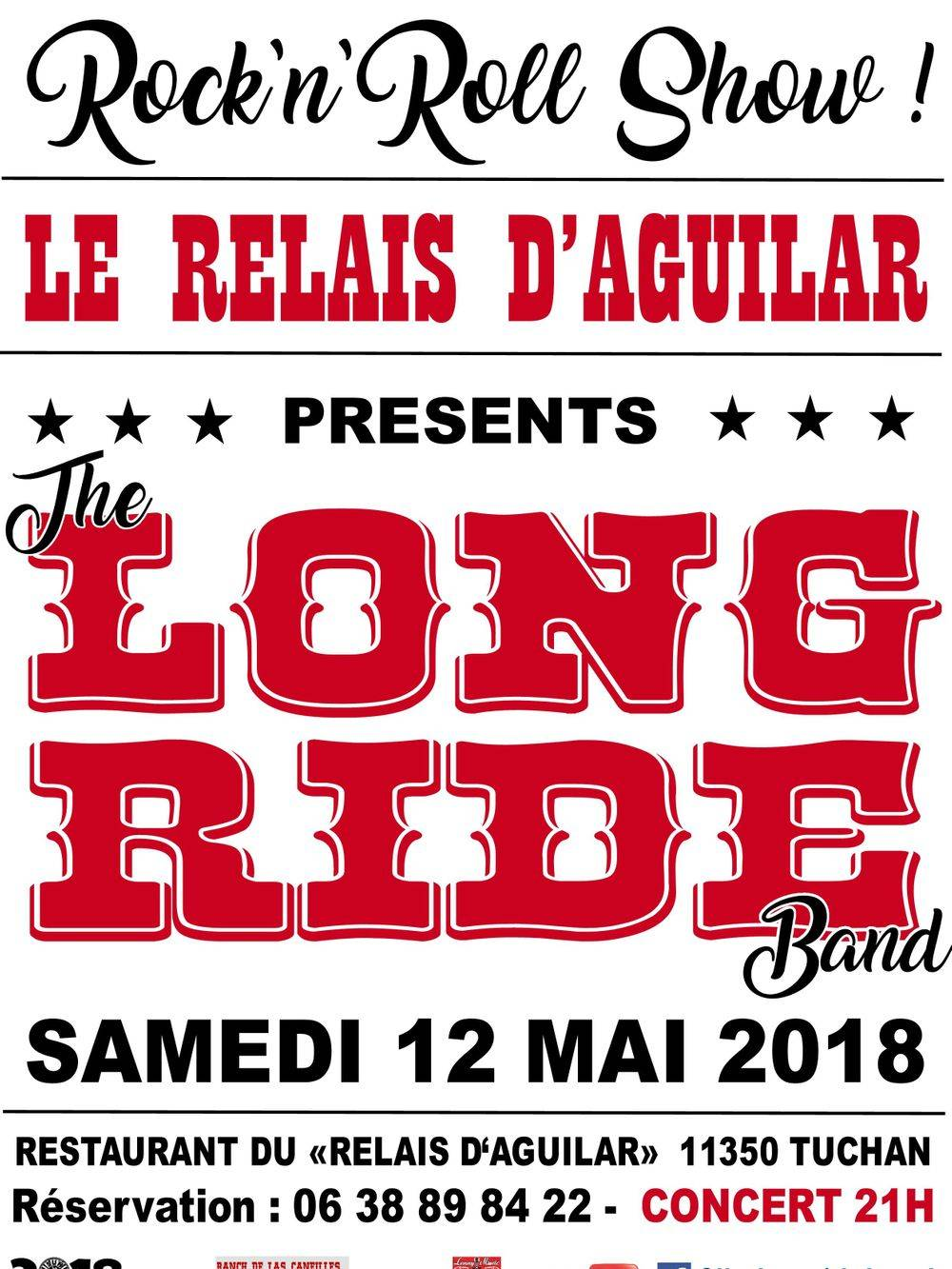 Did MARTIN & LONG RIDE BAND au Relais d'Aguilar