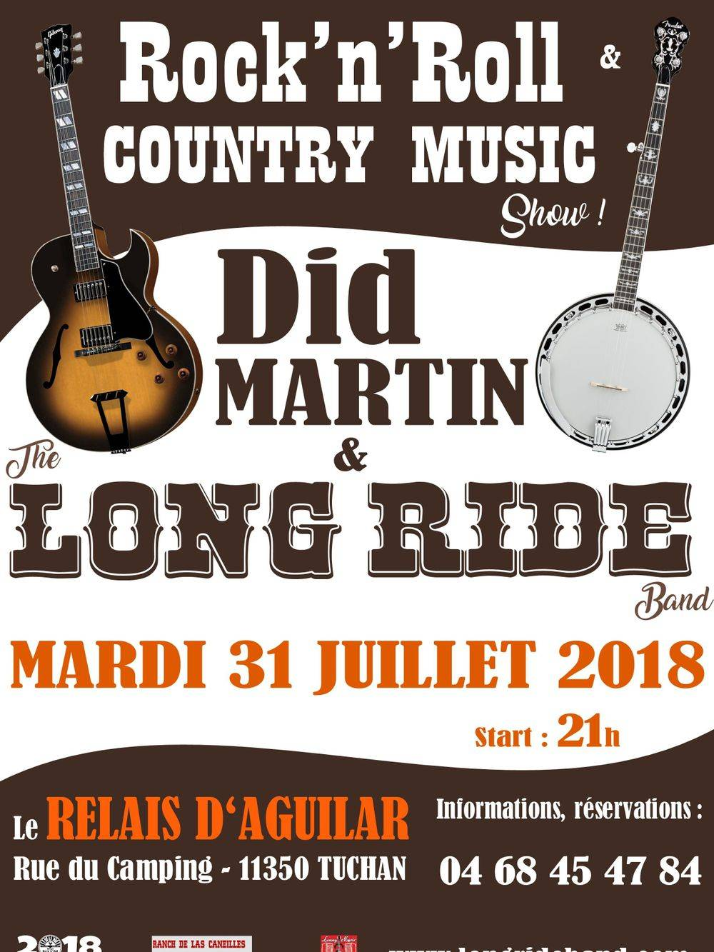 Did MARTIN & LONG RIDE BAND
