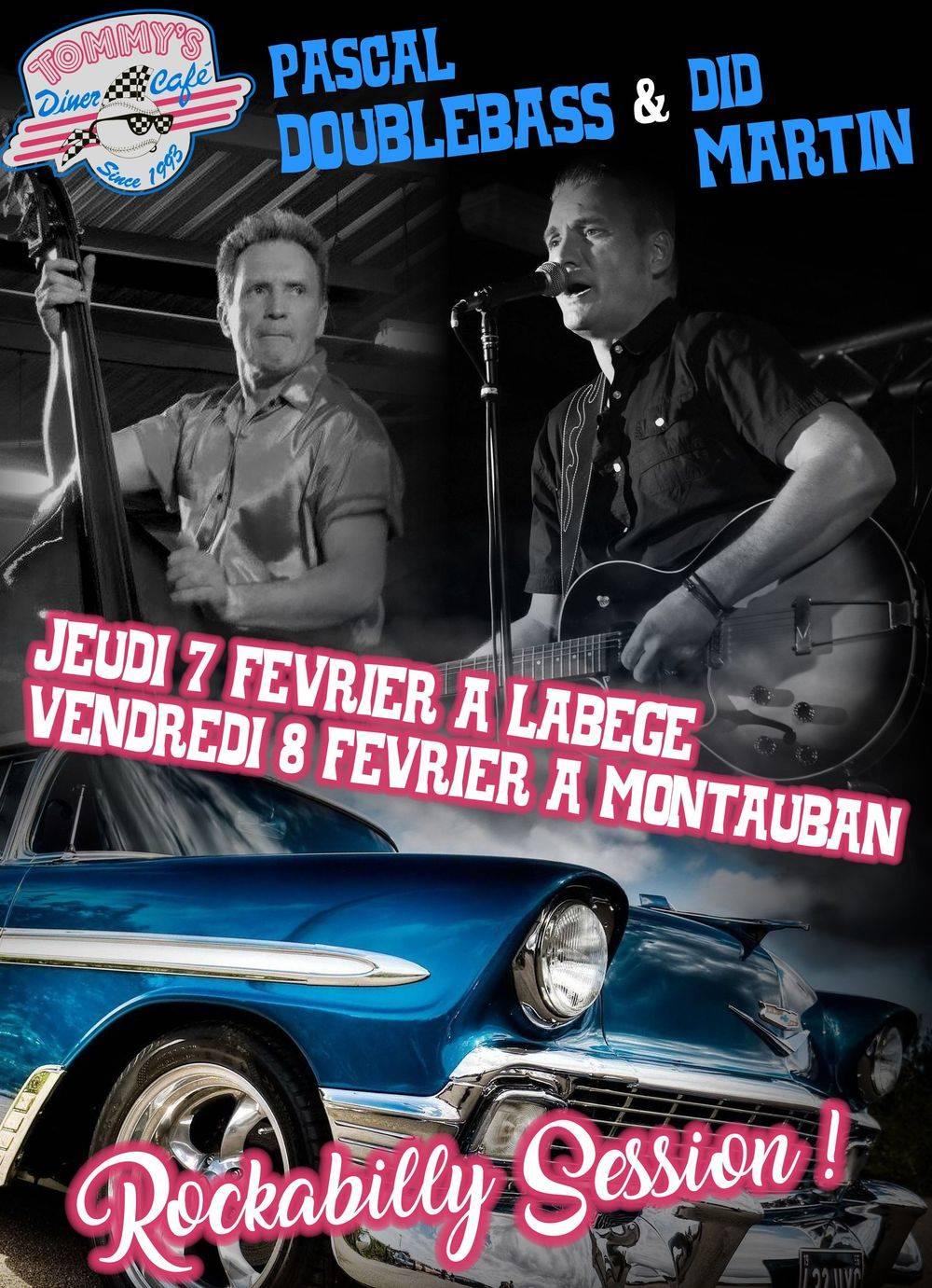 Did MARTIN & the Long Ride band à Leucate