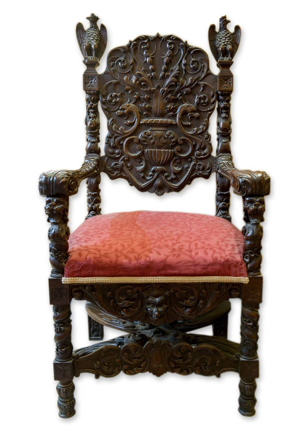 19th Century florentine Chair