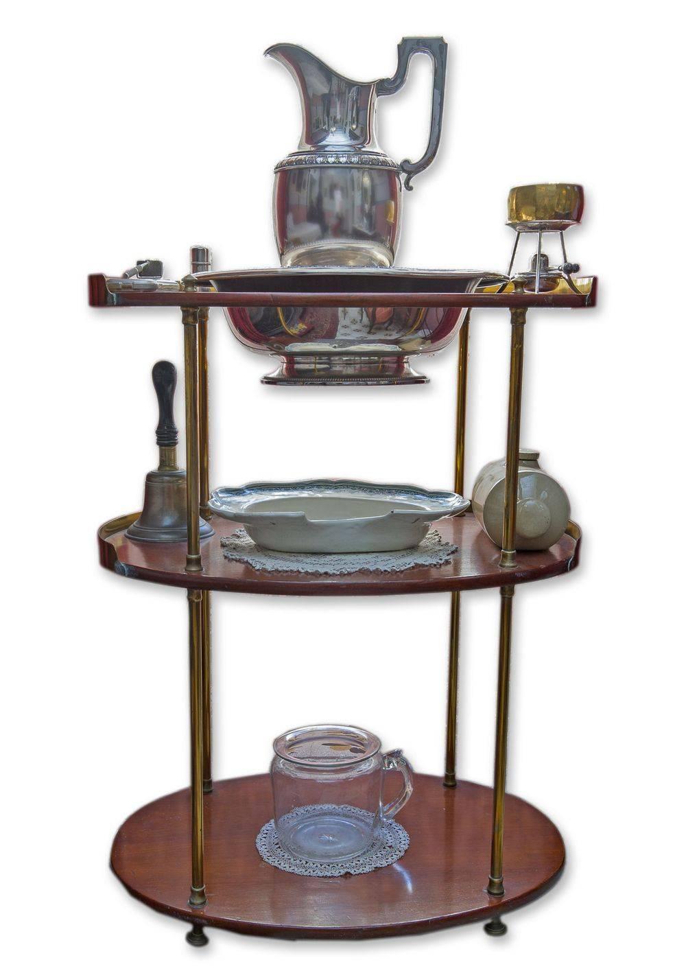18 Century Shaving bowl