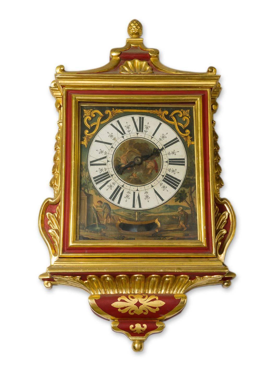 Tal-lira clock