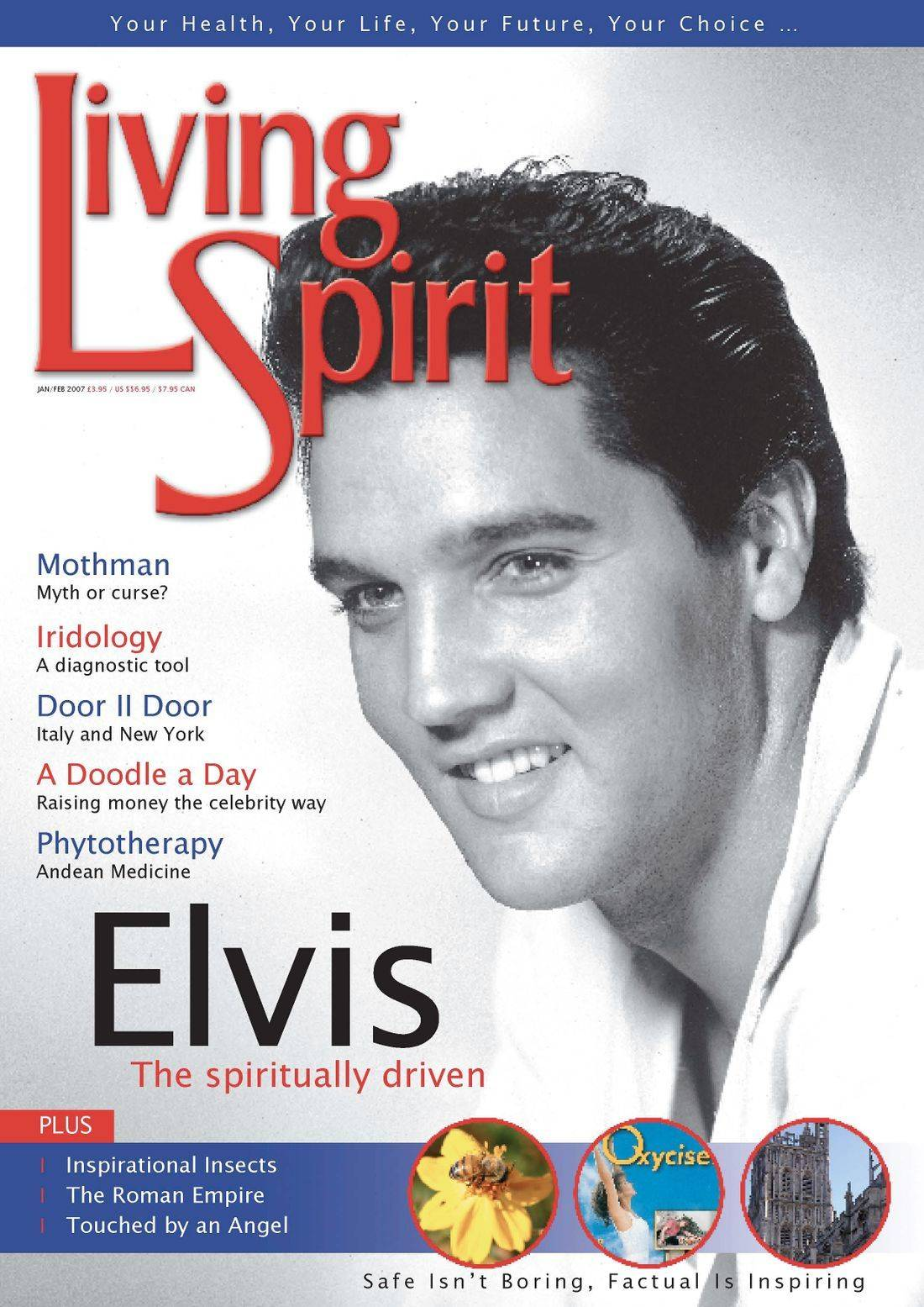 LIVING SPIRIT MAGAZINE USA