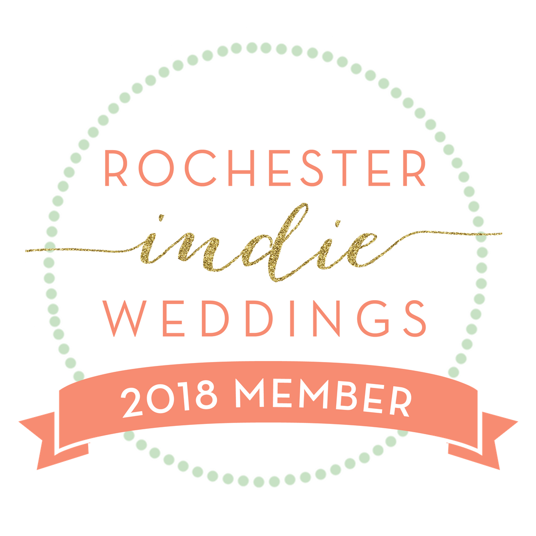 2018 Rochester Indie Weddings Membership