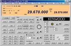 TS-480 Logiciel de pilotage ARCP-480 Téléchargement gratuit