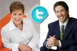 Joel Osteen and Joyce Myers Quotes and Sayings. They are good Christian Life Coaches who will encourage you!