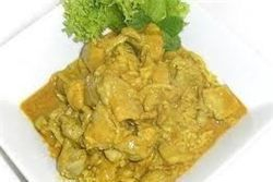 This is our Chicken Korma