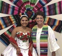 Desiree's Charra Quinceanera Ceremony
