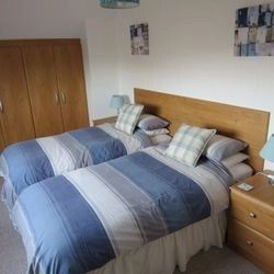 twin room Isle of Skye bed and breakfast accommodation