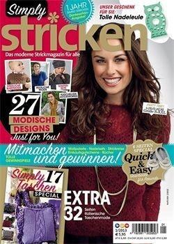 Simply Stricken Ausgabe 01/2013