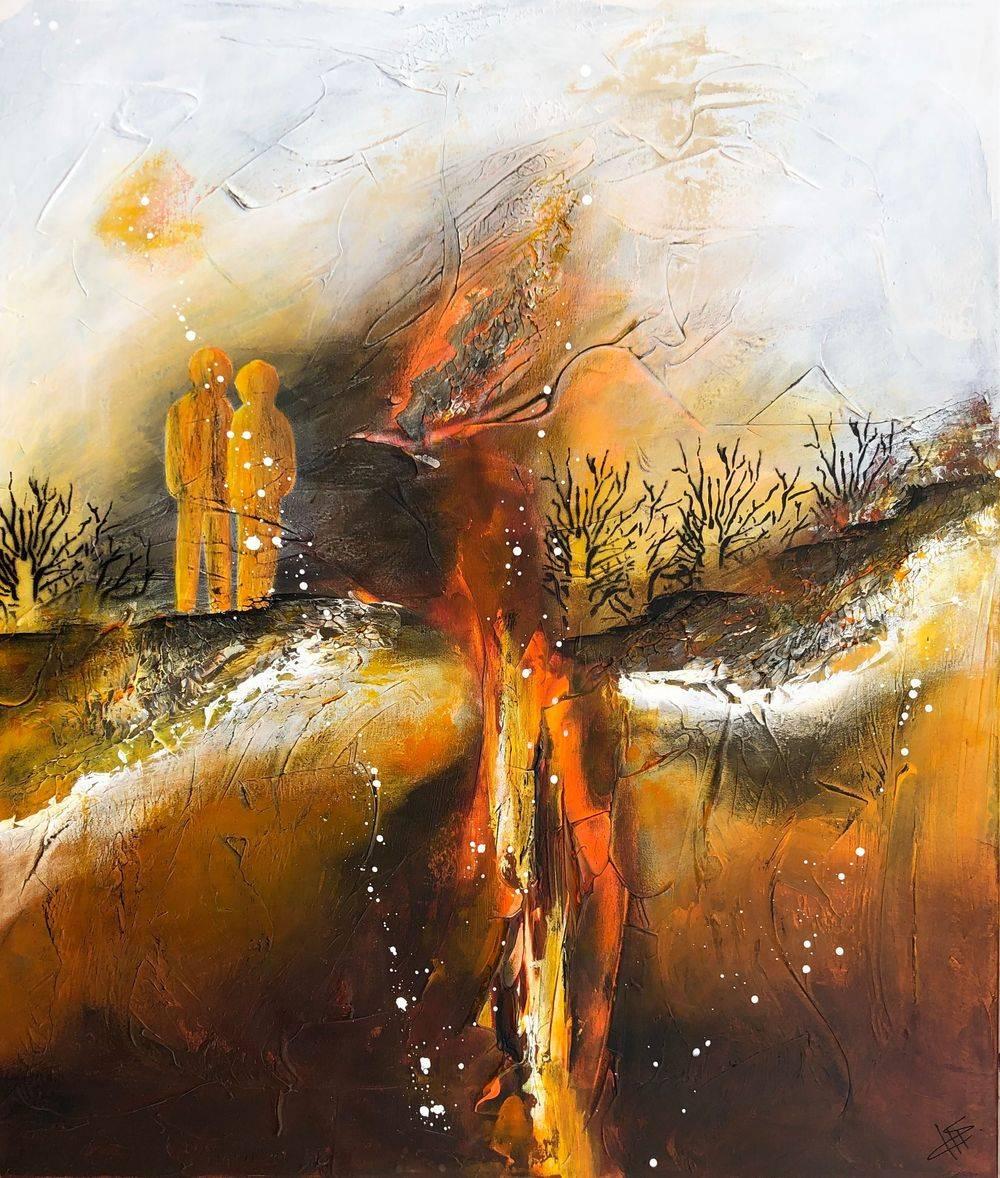 Abstrakte-moderne-malerier-til-salg