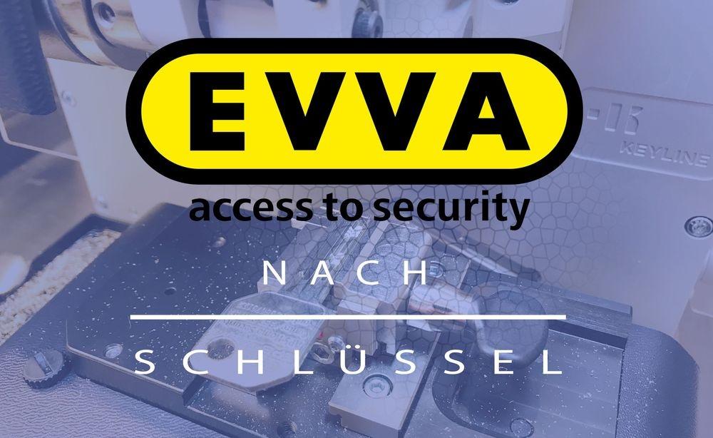 EVVA Luxemburg Nachschluessel