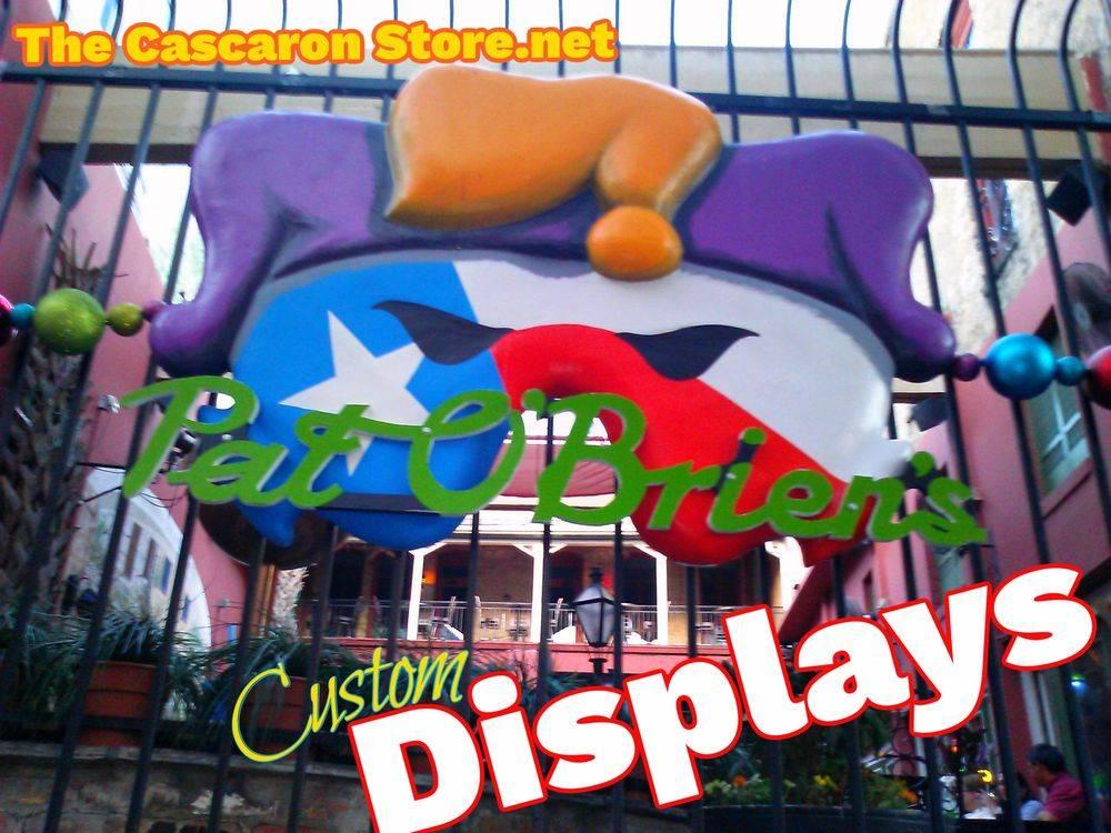 event custom displays