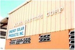 Fabrica de calentadores Solares Puerto Rico