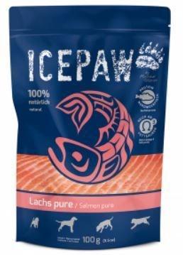 Icepaw natvoer wetfood Salmon Pure