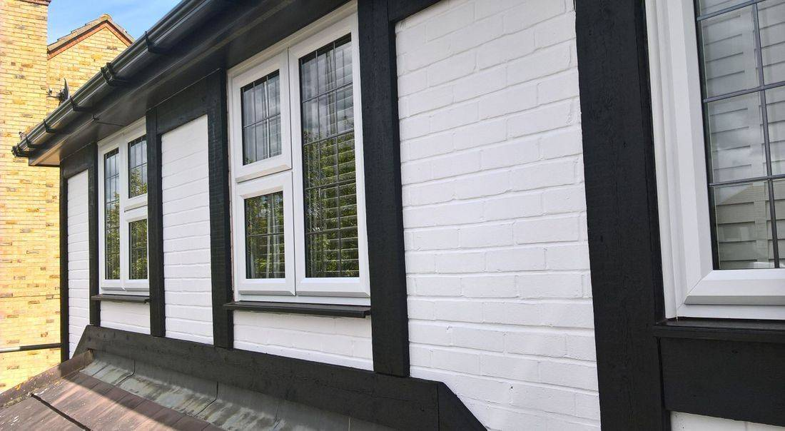 Exterior painting in Maidstone
