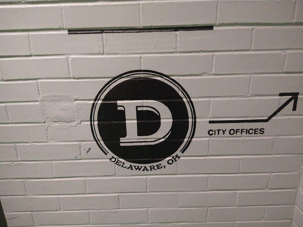 City of Delaware, Ohio Process Server