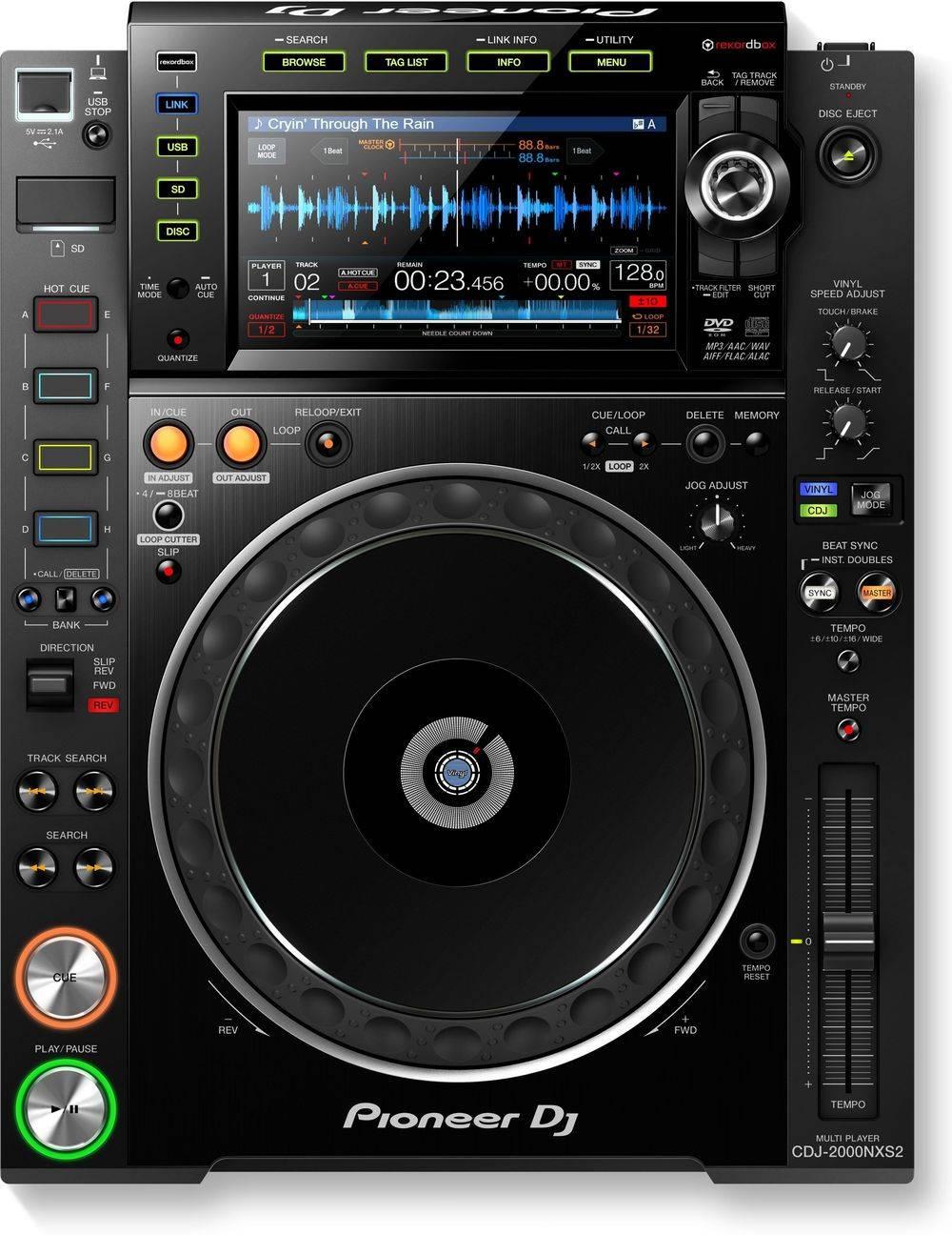 Pioneer CDJ 2000 Player