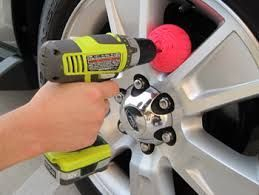 mobile car detailing, rim polishing, Gwinnett Auto Appearance