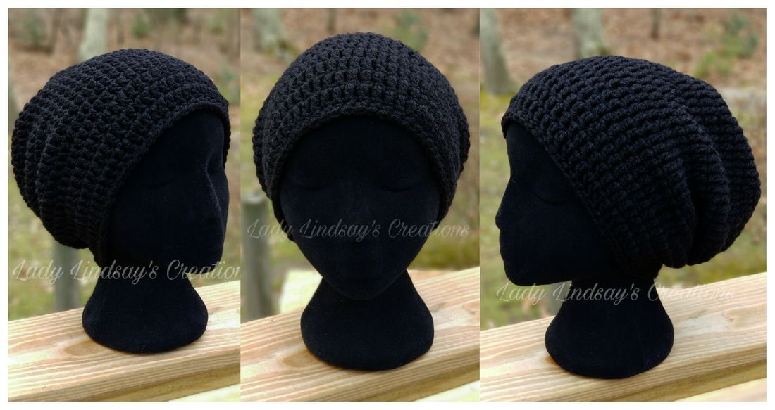 Slouchie, Slouchy, beanie, hat, crochet, nerd, geek, otaku, handmade, handcrafted, shop small, Lady Lindsay's Creations