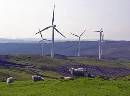 Wind turbines will be the new energy of the future, producting greener fuel. This will be reflected in the EPC ratings.