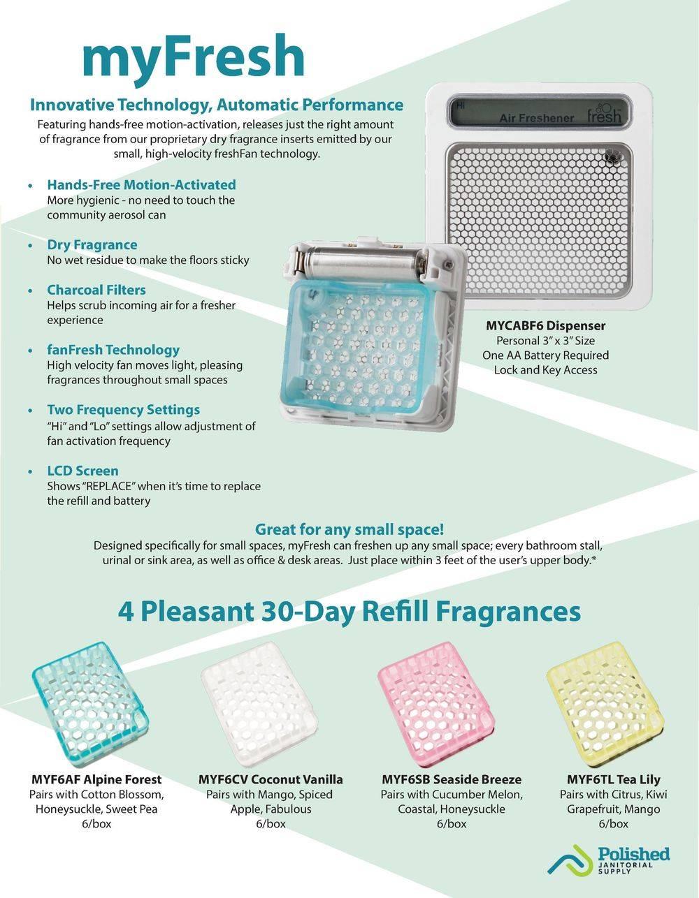 myFresh Air Freshener