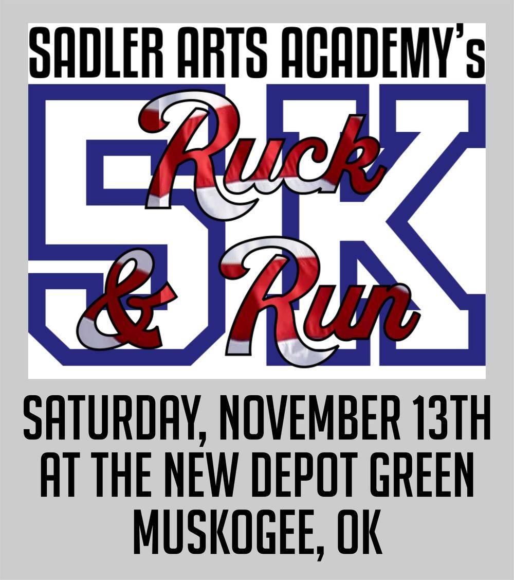 Sadler Veterans Run - Ruck & Run 5k