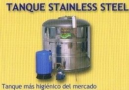 Tanque Stainless Steel para agua